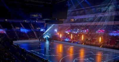 Tag des Handballs am 07.11.21 in Düsseldorf