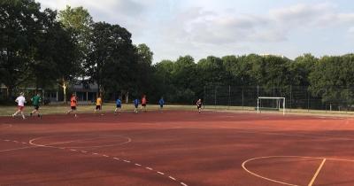 Trainingsneustart für die Jugendmannschaften